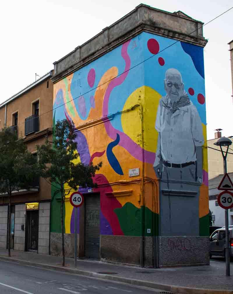 06-Oriol Arumí, Carrer de Sta Eugènia 182, carrer Costabona
