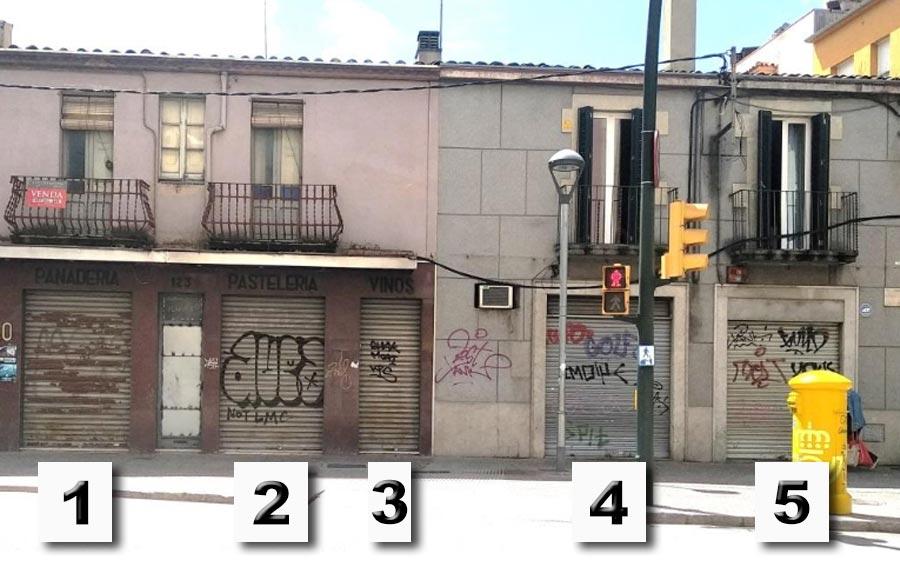 03 C/ Sta Eugènia, 123-125. Festival monar'T #2a EDICIÓ
