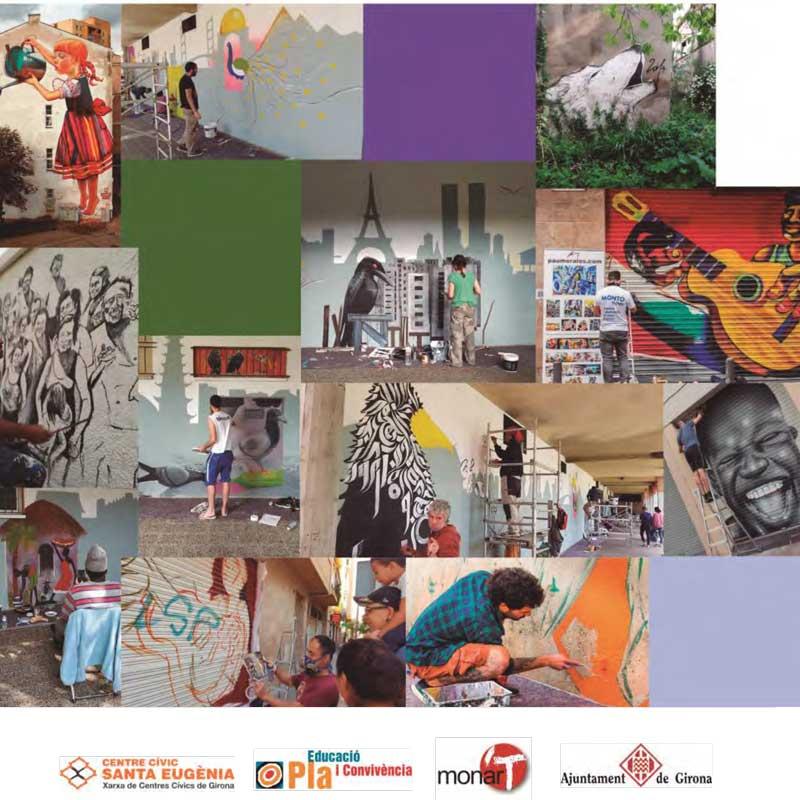 La Monar y el Arte, A Tale by Lobna Dahech and Clara Carrera Illustrations by Pablo Morales Festival